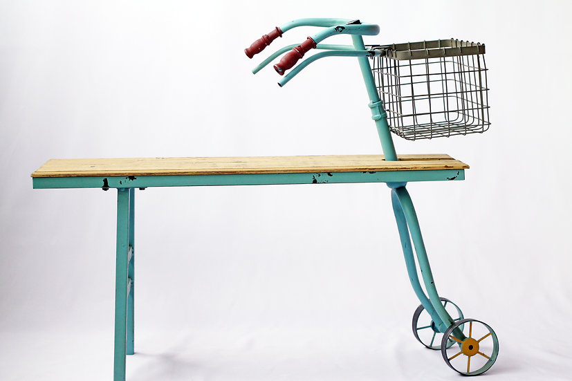 Small Bicycle Table