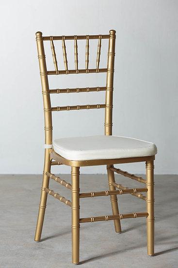 Tiffany Chair (Gold)