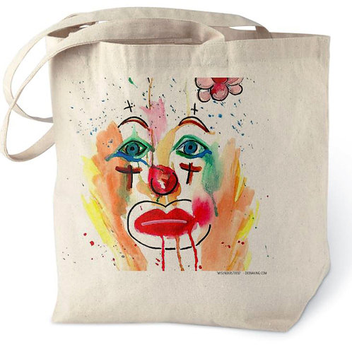 Misunderstood Cotton Tote Bag