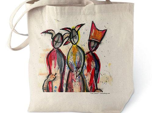 The Council Cotton Tote Bag