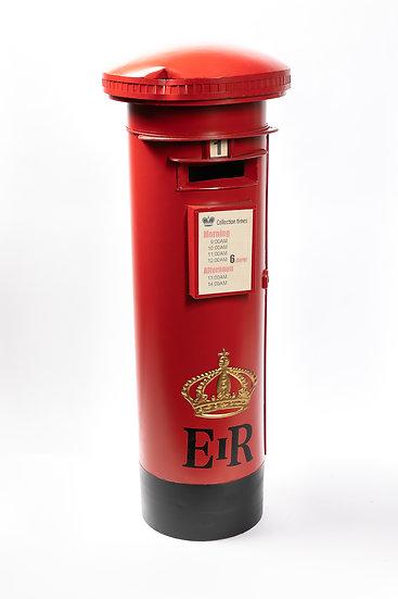 Vintage English Mailbox