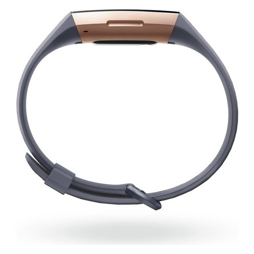 Fitbit Charge 3 Fitness Tracker - Rose Gold