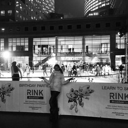 ICE SKATING LESSONS BEST IN US NEW YORK THE RINK