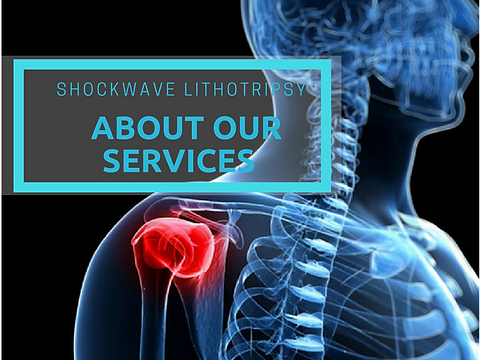 Shockwave Lithotripsy About Our Services