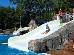 Txikiplanes | En la piscina