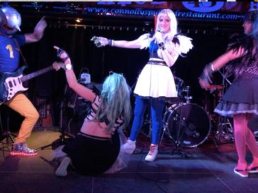 Odette/Odile Live Performance!