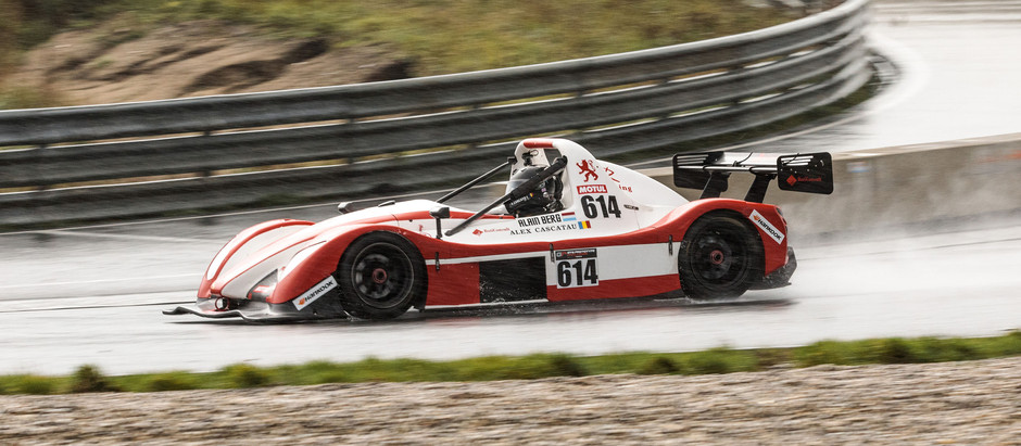Alex Cascatău fights adversity en route to Zandvoort podium and seals the title in the CN category