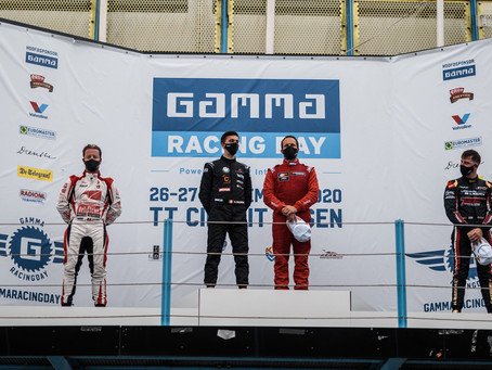 Alex Cascatău wins again for BS Racing by Baticonsult in Round 2 of Supercar Challenge