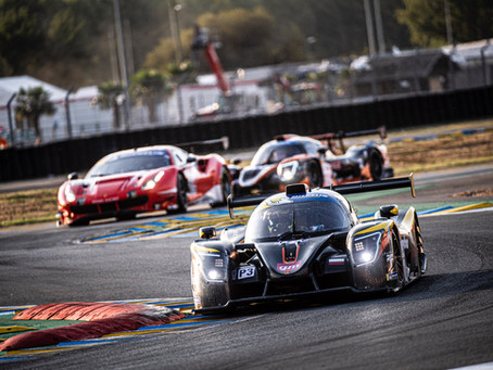 Alex Cascatău Set To Drive LMP3 Car For The Very First Time At Barcelona Test