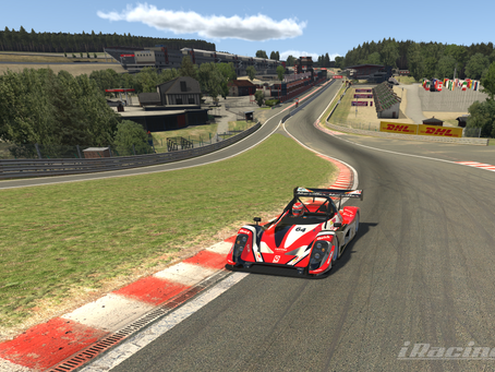 Alex to contest the Virtual Belcar series with Narviflex E-Racing by GHK