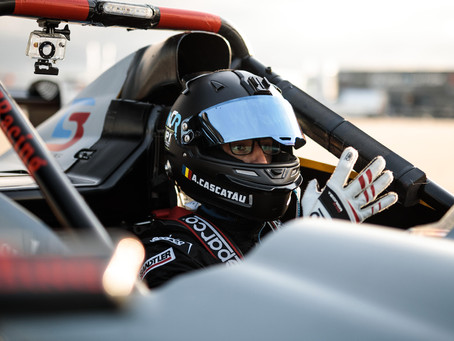 Alex Cascatău ready to tackle the home of the Dutch Grand Prix In Third Supercar Challenge Round