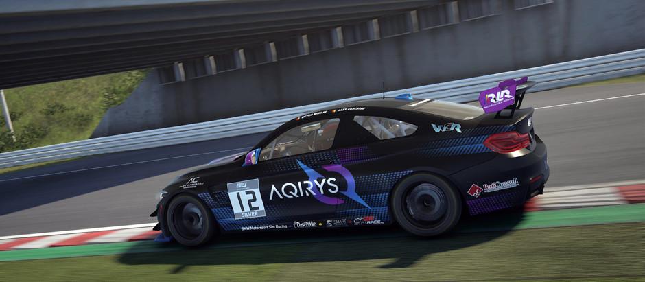 AQIRYS Racing Aims For Success In Racing League Romania With Victor Nicolae & Alex Cascatău
