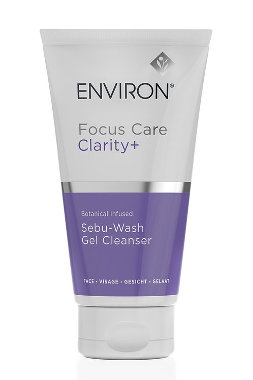 Botanical Infused Sebu-Wash Gel Cleanser