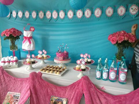 Menalove Spa birthday