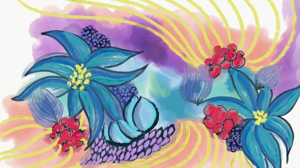 Hallucinating Petals