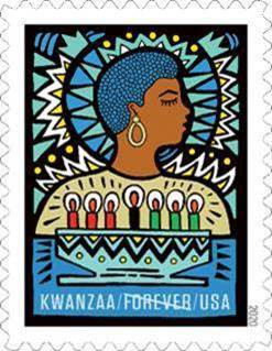 New Kwanzaa Stamp Available
