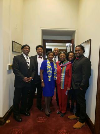 Leader AS Cousins Honors Senator Velmanette Montgomery with Legislative Legacy Award