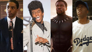 """Actor Chadwick Boseman, """"Black Panther"""" Star, Has Died at 43"""