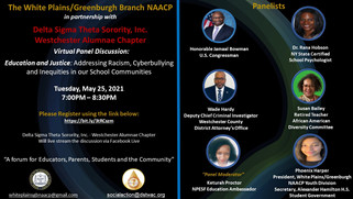 Education and Justice: Addressing Racism, Cyberbullying and the Inequities in Our School Communities