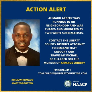 NAACP Call to Action