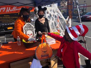 Senator Cousins to Help Over 1000 Children to Celebrate Halloween