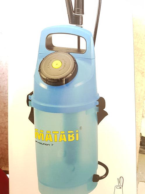 Matabi Lavtrykkssprøyte