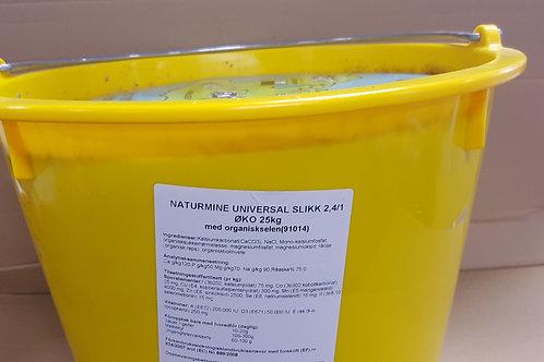 Naturmine Universal Slikk 2,4/1 25 Kg