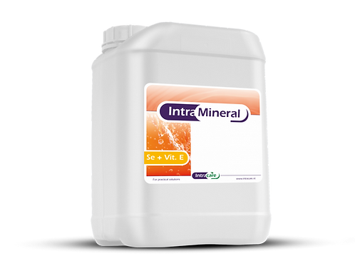 Intra Mineral SE+VIT E 10 L