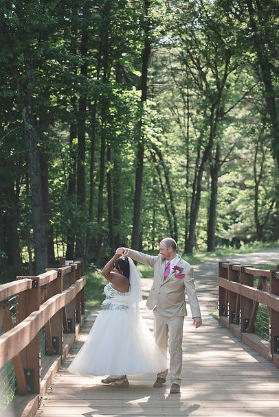 Wedding Irvine Park, Chippewa Wisconsin