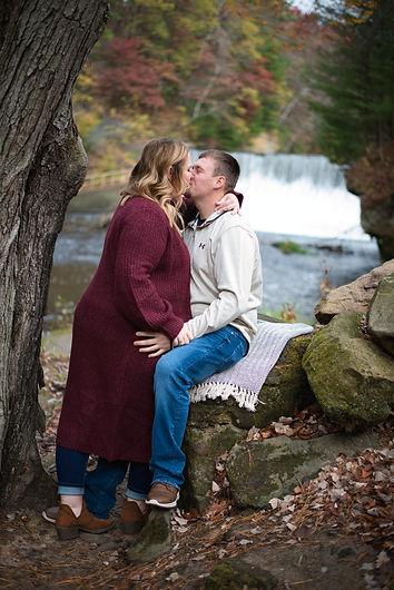Engagement Photographer Irvine Park, Chippewa Wisconsin