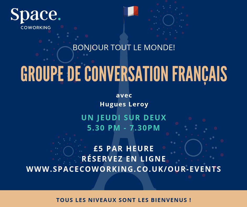 Groupe De Conversation Français