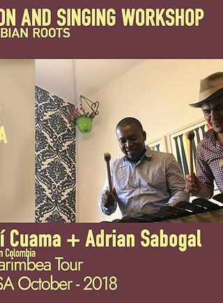 Tour Marimbea con Ali Cuama de Buenaventura