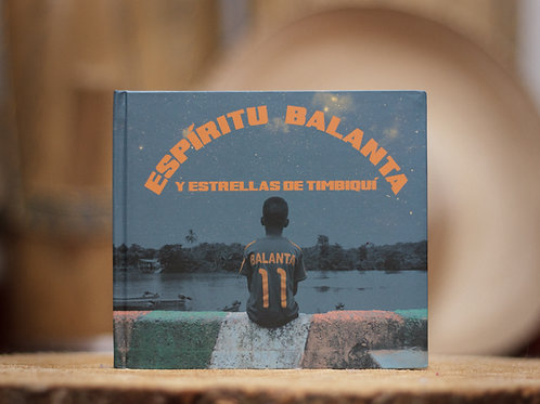 Disco Espíritu Balanta - Juga Records