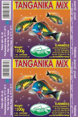 tanganika mix