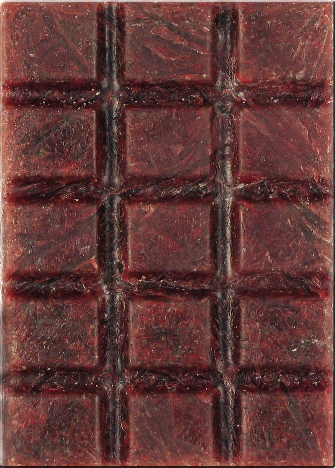 larwa ochotki czekolada