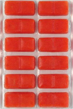 plankton czerwony