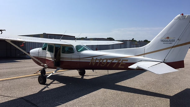 Cessna 172 1977E | Baltimore Maryland | Middle River Aviation