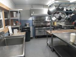 Dining Hall Kitchen area 2