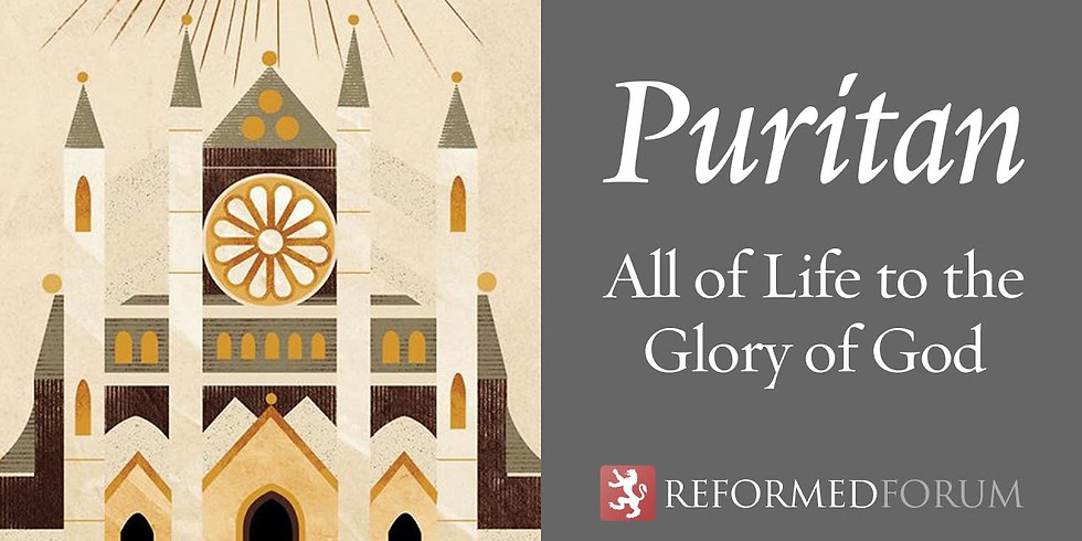 CANCELLED-Movie Night - Puritan: All of Life to the Glory of God