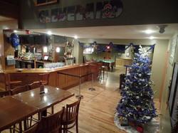 Benny's Sports Bar Interior