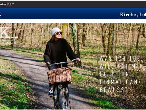 """Foto für die Wochenzeitung """"Kirche+Leben"""""""