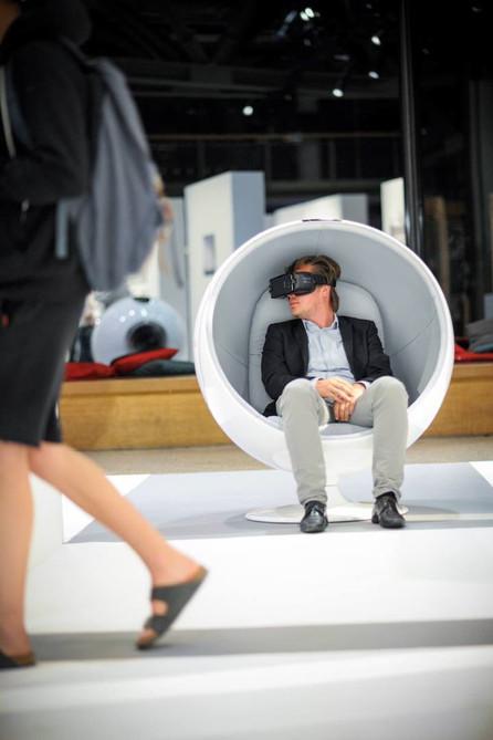 """Dokumentation einer Veranstaltung von """"Samsung"""""""