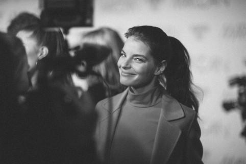Dokumentation der Fashion Week / Hier: Yvonne Catterfeld