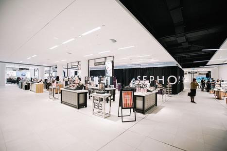 Sephora-Shoperöffnung im Kaufhof an der Königsallee in Düsseldorf