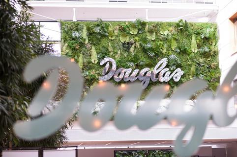 "Eventdokumentation für ""Douglas"""