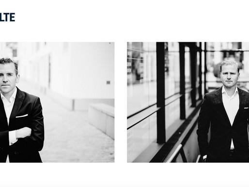 """Portrait- & Imagefotografie für die Medienkanzlei """"Brost Claßen"""""""