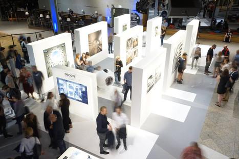 Dokumentation einer Samsung-Veranstaltung im Berliner Bikinihaus