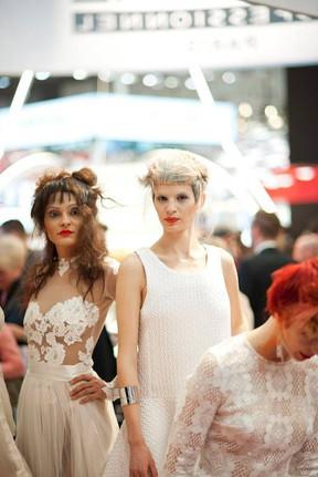 Dokumentation der TOP HAIR in Düsseldorf für 360 Grad Haare