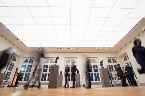 In Potsdam wird das Museum Barberini eröffnet