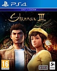 Jeu Shenmue III - Day One Edition sur PS4